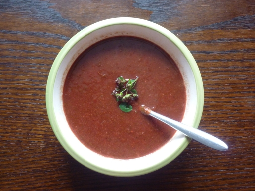 Beetroot Leaf Soup