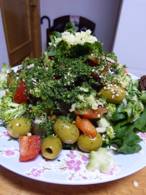 Winter Zing Salad