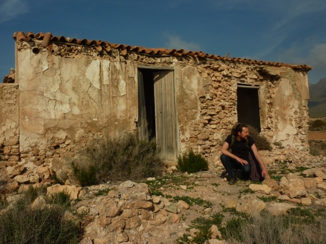 At the shepherds house - Bolunuevo, Mazarron