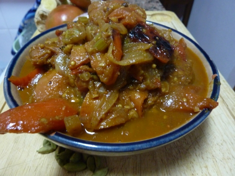 Rambo Tomato and Roast Fennel Curry