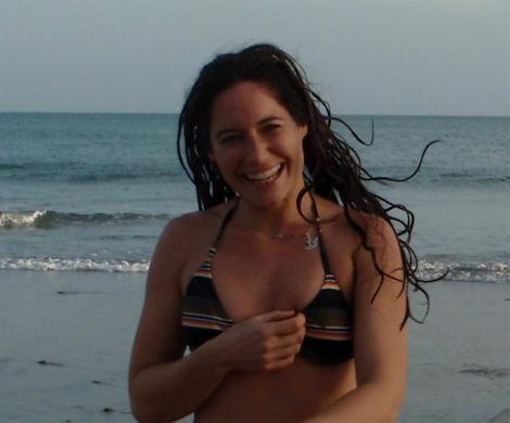 Beach Janie - somewhere in Panama