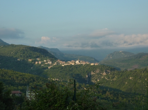 Stunning villages abound! - Morigerati, Cilento National Park