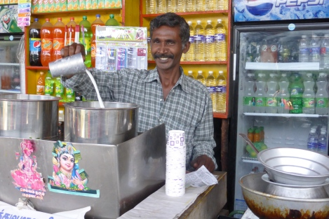 Happy Chai Man, Madurai '14