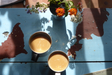 Beach House Chai in Tamil Nadu