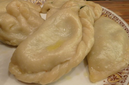 The Tibetan 'Cornish Pastie'