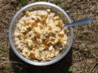 Monkey Munch Porridge