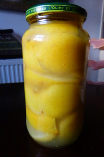 Playing the Preserved Lemon waiting game (they take at least four weeks)