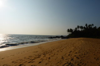The beaches of North Kerala are stunning!
