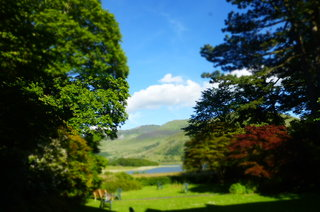 Trigonos is set in stunning lakeside grounds in the heart of Snowdonia