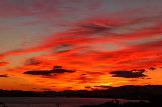 Mazarron sunsets demand a G+T - Murcia, Spain.