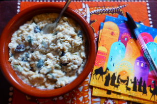 Cashew and Date Porridge
