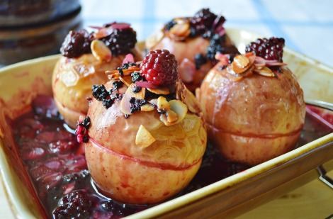 Baked Apples -