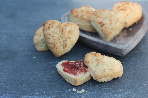 Coconut Scones by Janice