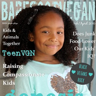 The new Barefoot Vegan packed full of inspiration and joy