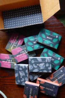 Pana Chocolate make 'Chocolate that loves what's within, as well as the earth it came from.'