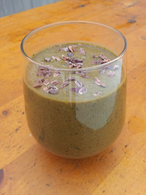 Love it with crunchy cacao nibs to finish things off with a superfood stylee flourish
