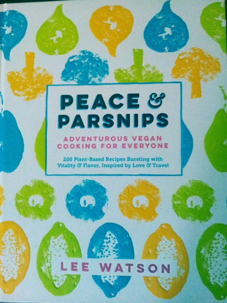Peace and Parsnips comes out soon in the USA:)